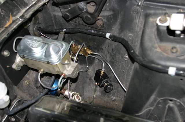 Propvalve on 1965 Ford Mustang Vin Number Location